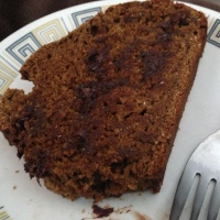Veganomicon: Lower-Fat Chocolate Chip Banana Bread
