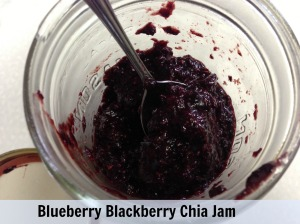 Title, Berry Chia Jam