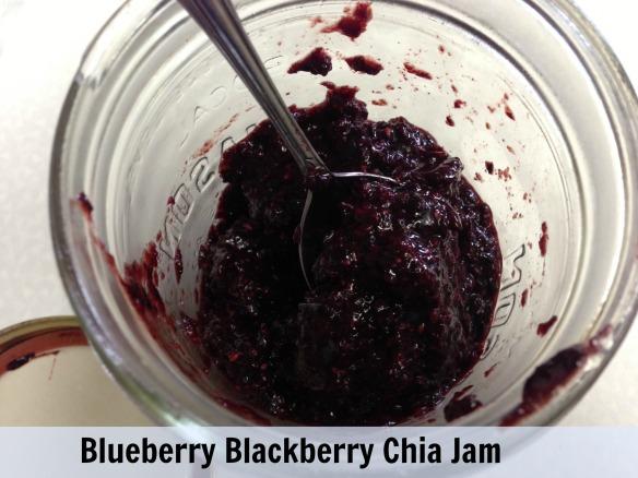 Title, Berry Chia Jam