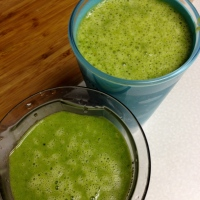 Green Smoothie Challenge: Day 1