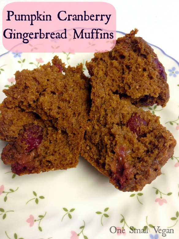 title, pumpkin muffins